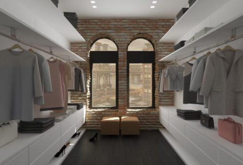 5 Walk-in Closet_Cabina Armadio