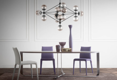 Confluence Table_Tavolo e_and Emi Chairs_Sedie
