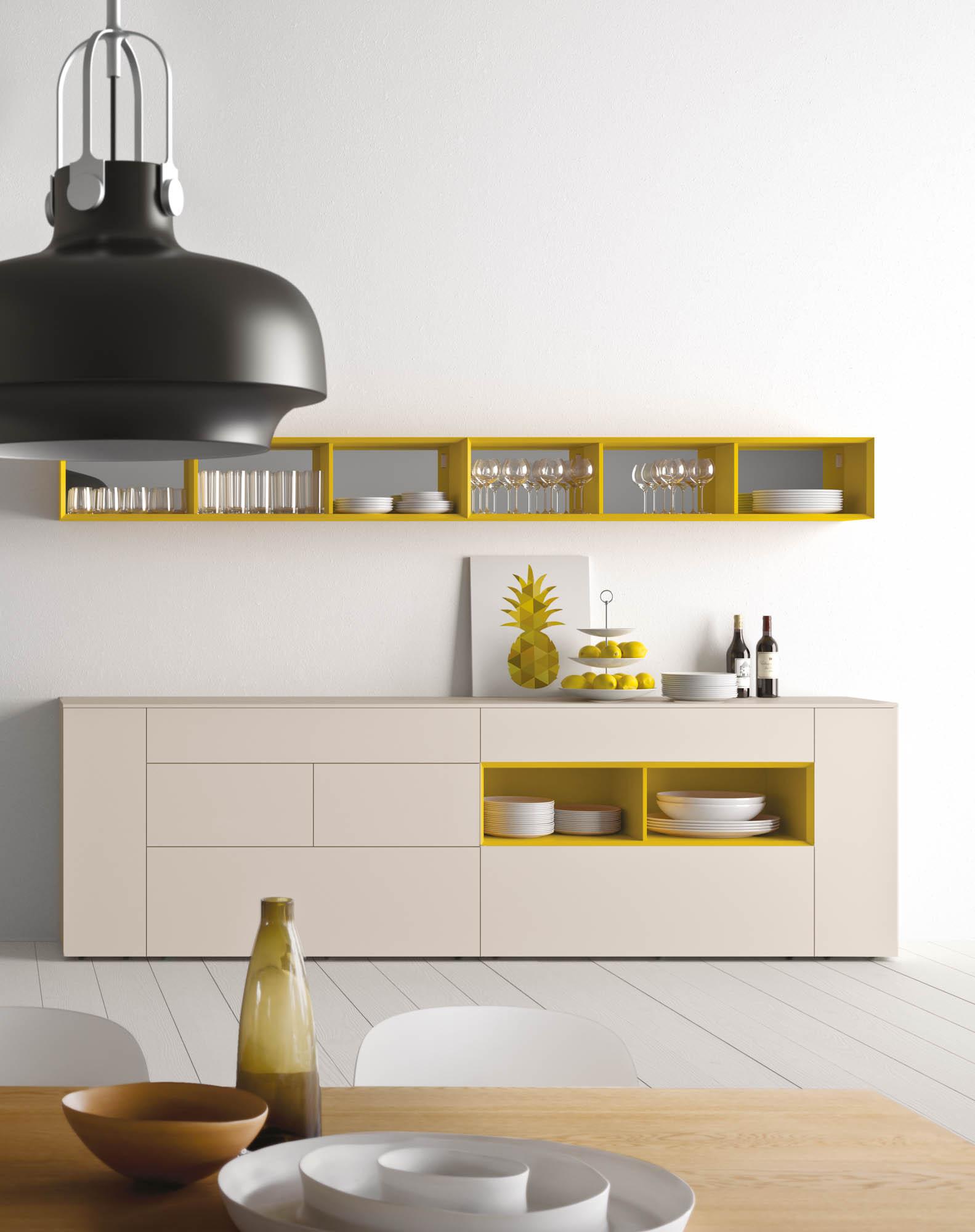 Spazio Sideboard_Madia S306