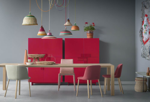 Woody Table_Tavolo and_e Ginevra Sideboards_Madie